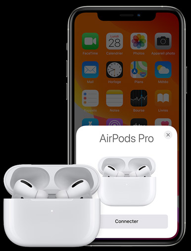 Embouts AirPods.